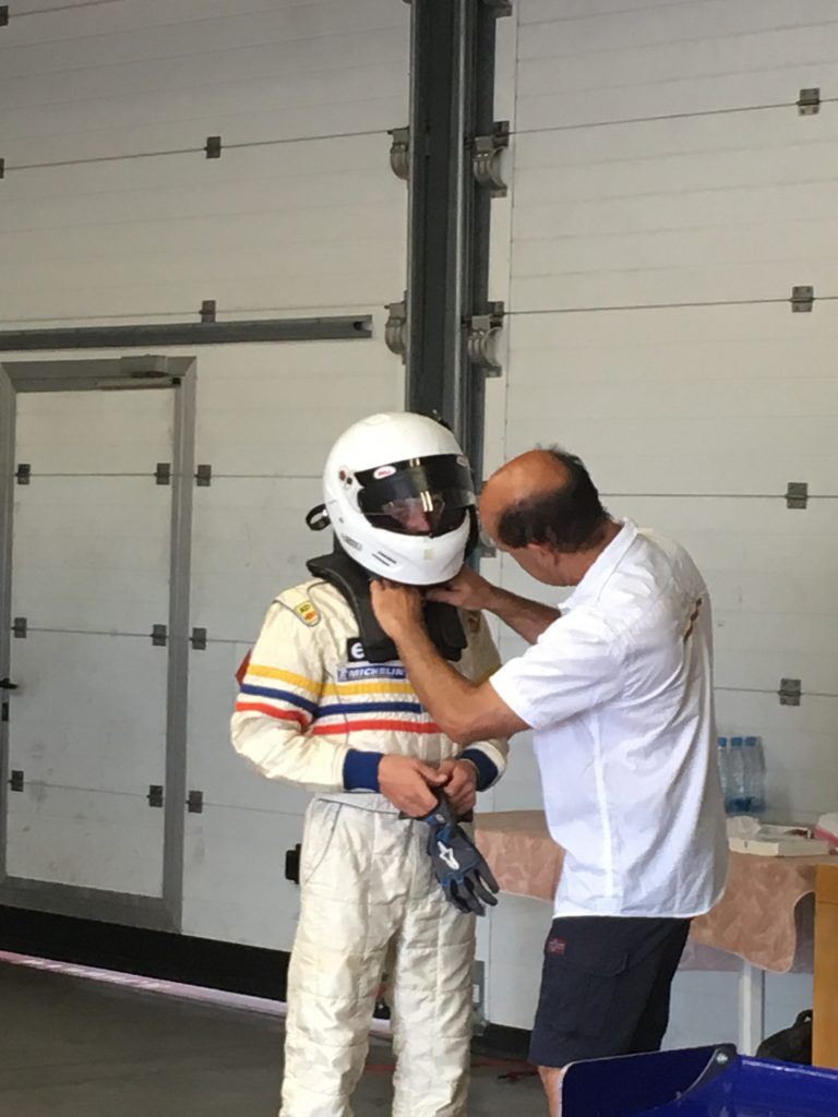 Track Support, Driver coaching